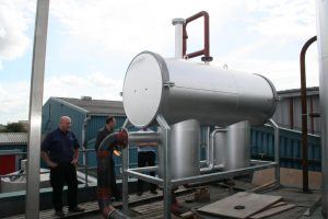 Find out about restarting thermal fluid systems