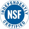 Globaltherm® FG is NSF certified for use in food and pharmaceutical processing
